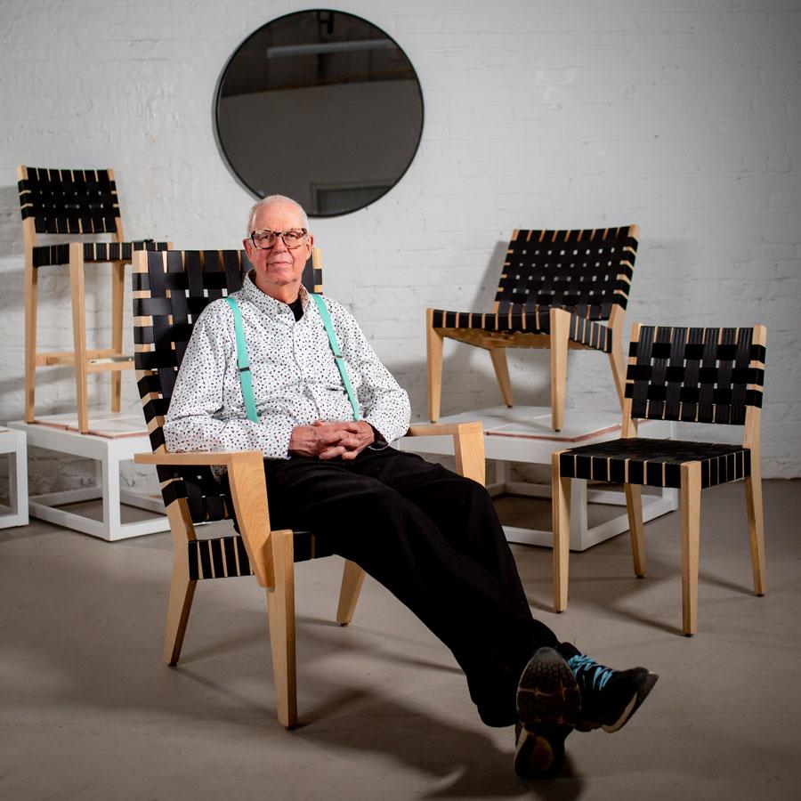 Txtur Brave Collection Designer — Peter Danko
