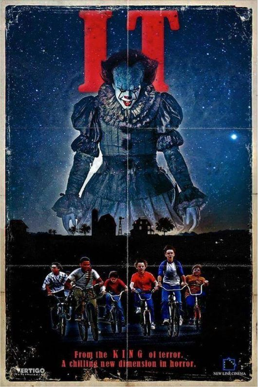 IT (2017)  Hindi Dual Audio BluRay 720p