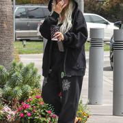 Christina-Aguilera-Catch-a-private-jet-o