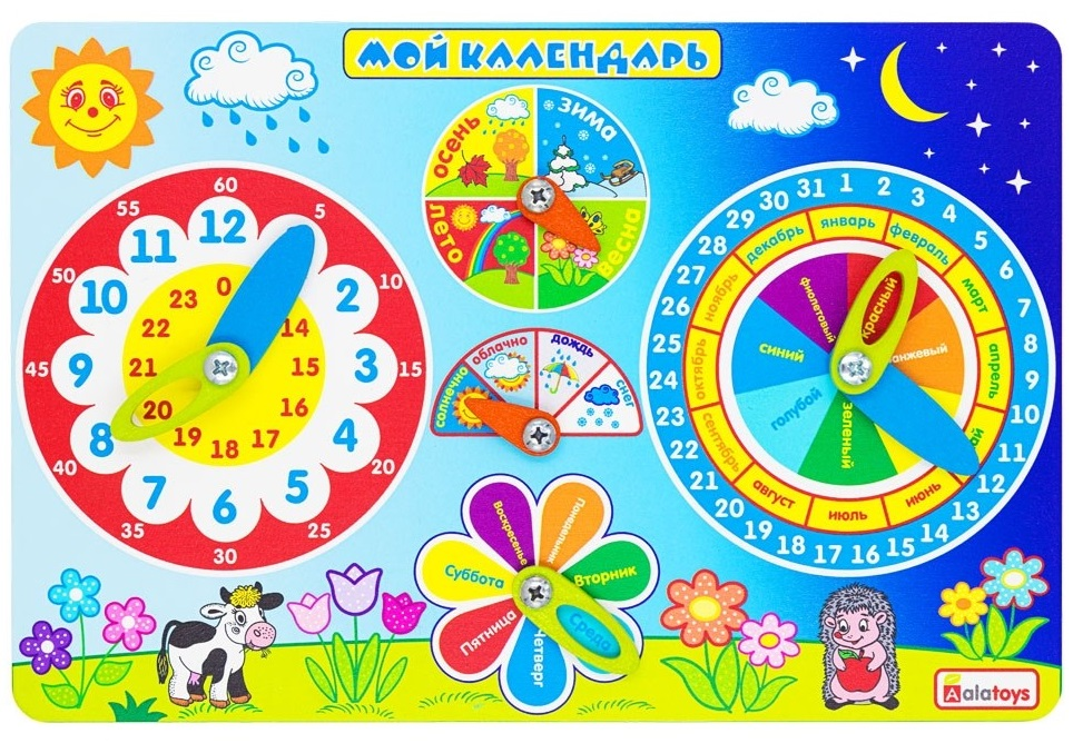8439 big - Как научить ребенка времени