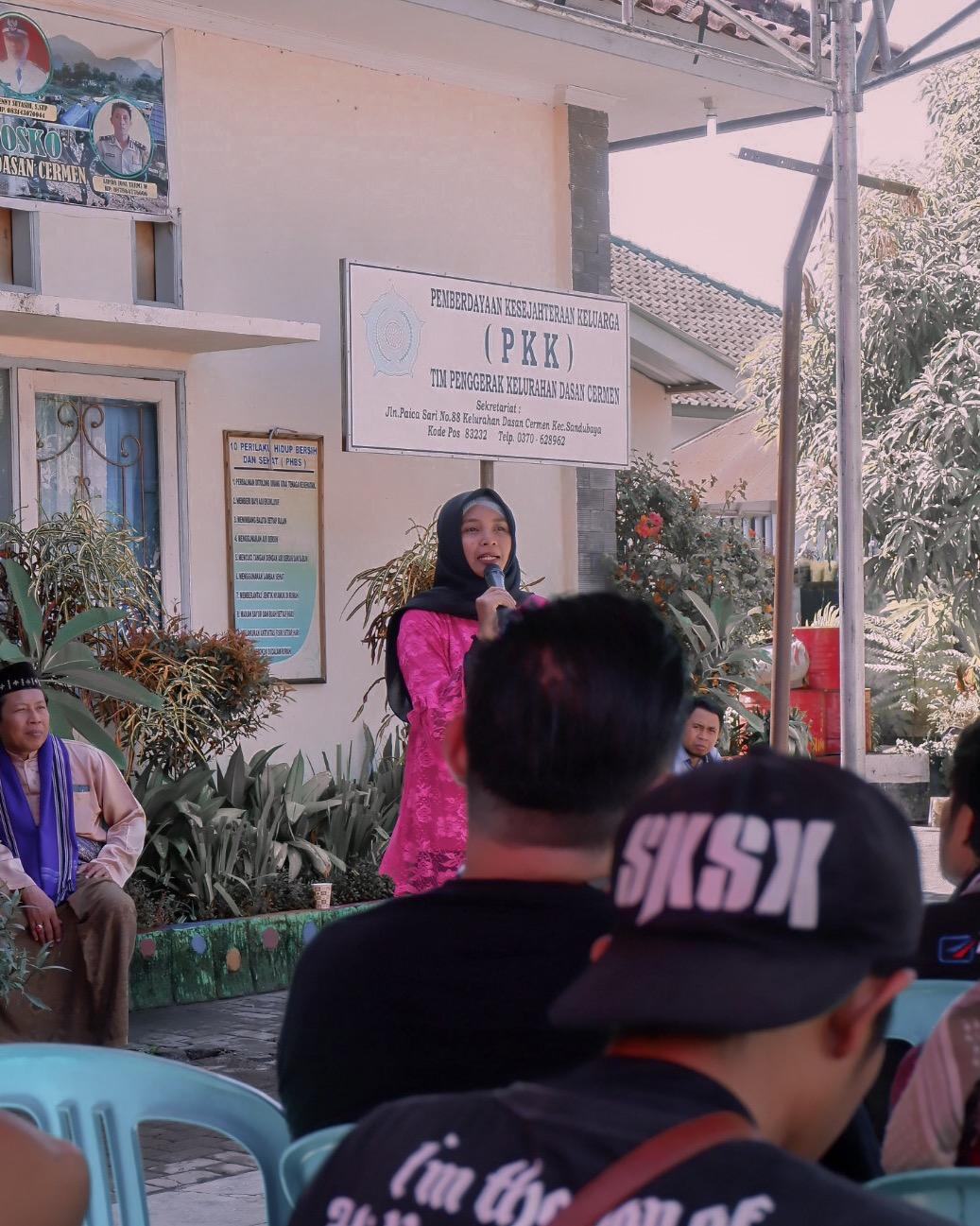 Sambutan Koordinator KBA Dasan Cermen