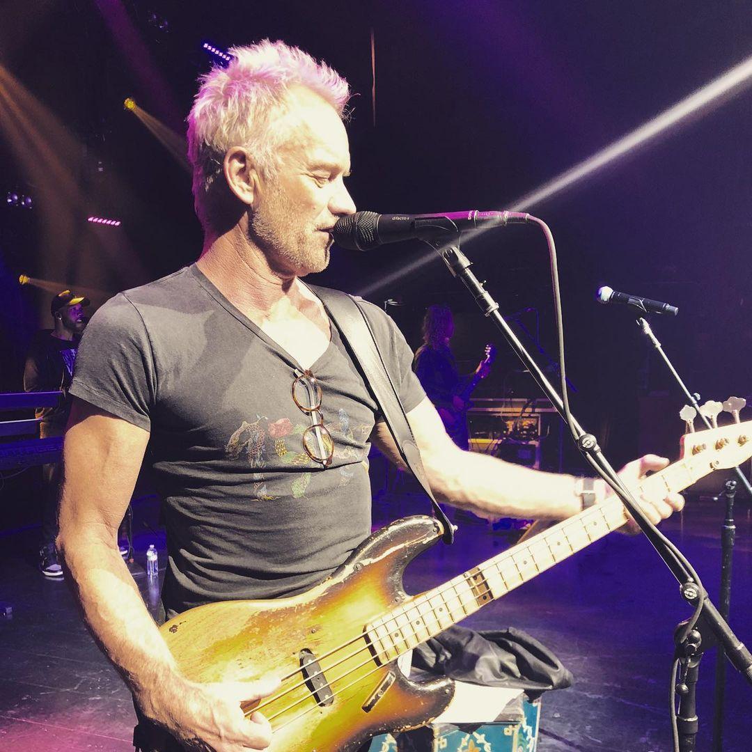 """Sting, in arrivo il nuovo album """"The Bridge"""""""