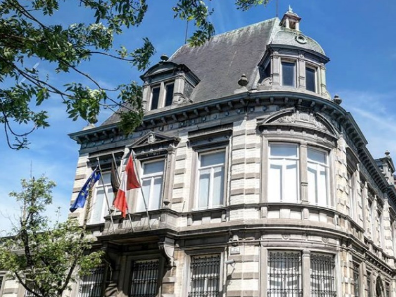 Museo François Duesberg en Mons (@mons_stagram)