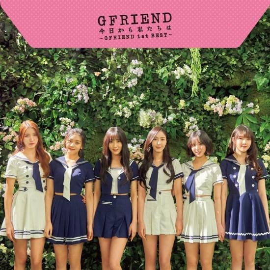 [Album] GFRIEND – Kyou Kara Watashitachi wa -GFRIEND 1ST BEST-