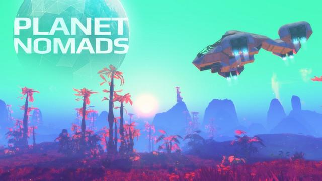 Planet Nomads v1.0.4.4 (GOG)
