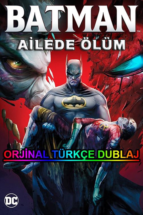Batman: Ailede Bir Ölüm | 2020 | BDRip | XviD | Türkçe Dublaj | m720p - m1080p | BluRay | Dual | TR-EN | Tek Link
