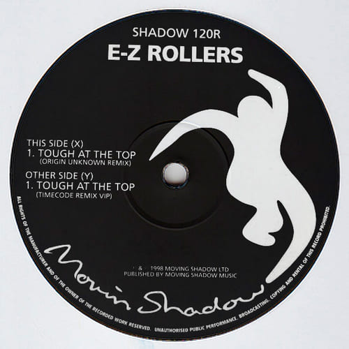 Download E-Z Rollers - Tough At The Top (Remixes) mp3