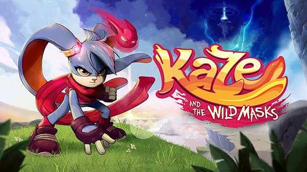 Kaze and the Wild Masks 在3月26日发布 Kaze-Wild-Masks-01-26-21
