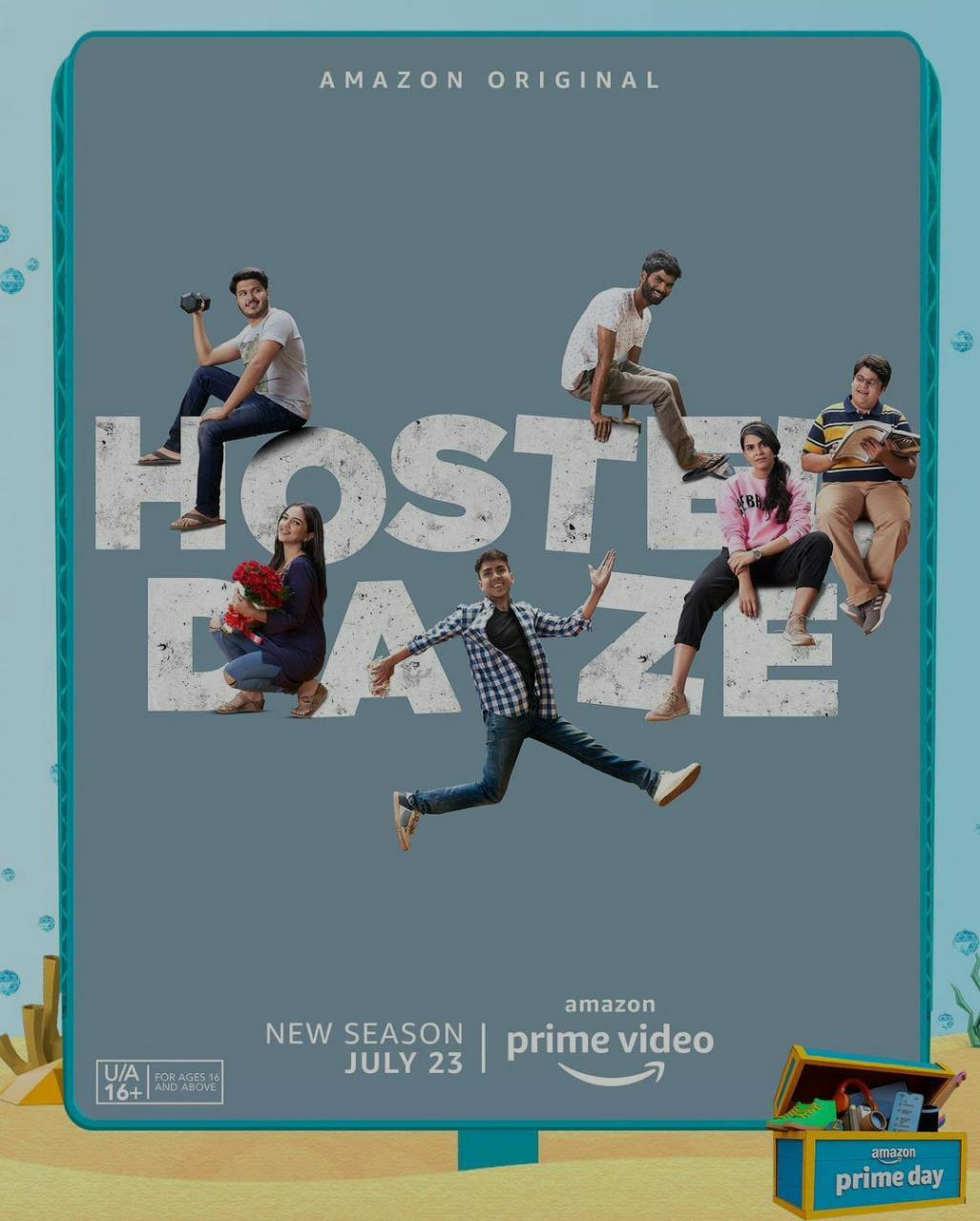 Hostel Daze   2021   S02   Hindi   1080p   720p   WEB-DL