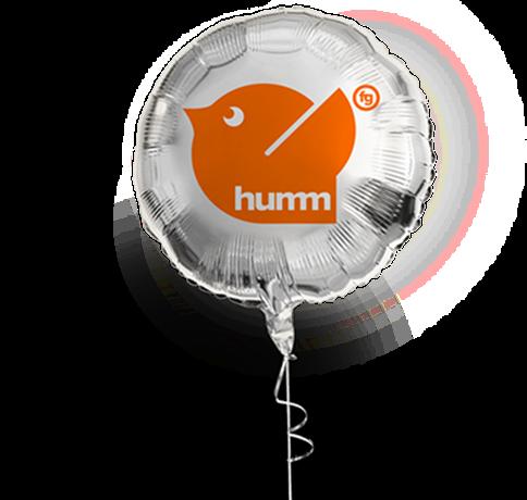 Humm balloon