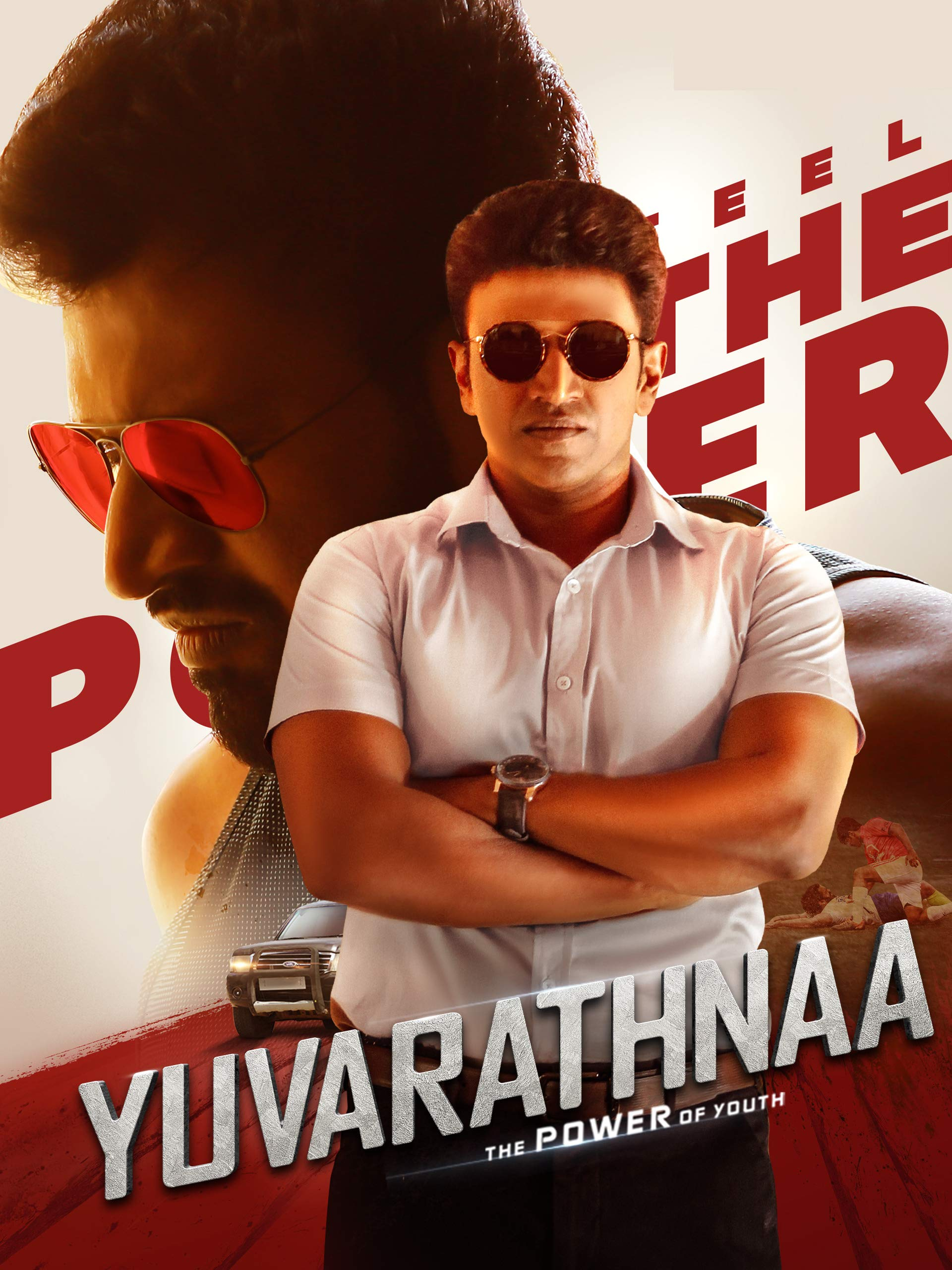 Yuvarathnaa (2021) Hindi Dubbed Movie 720p HDRip AAC