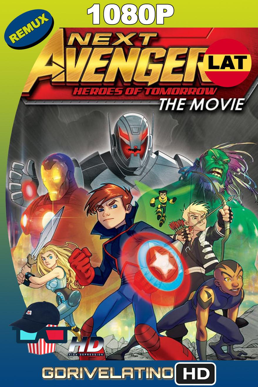 Los Próximos Vengadores: Héroes del Mañana (2008) BDRemux 1080p Latino-Inglés MKV