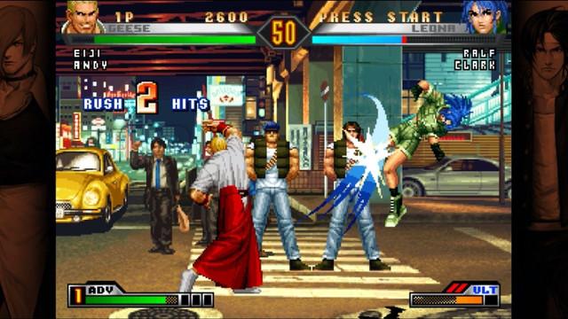 今日起,8款SNK人氣遊戲 在Prime Gaming免費上線! Ss-KOF98-UMFE