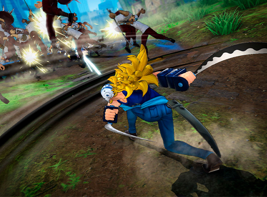 Gameplay de Killer en One Piece: Pirate Warriors 4 revelado