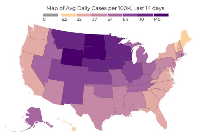 US-COVID19-heat-map
