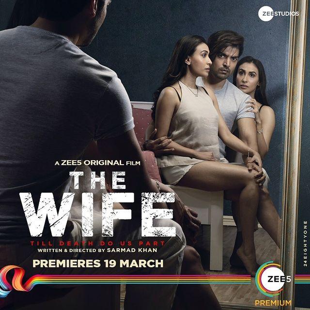 The Wife (2021) Hindi Movie HDRip 720p AAC