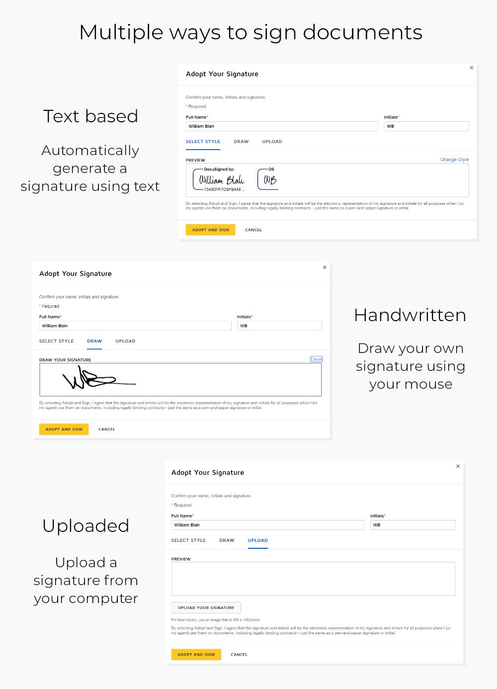 Contact Form 7 Docusign Envelope Creator for Wordpress - 5