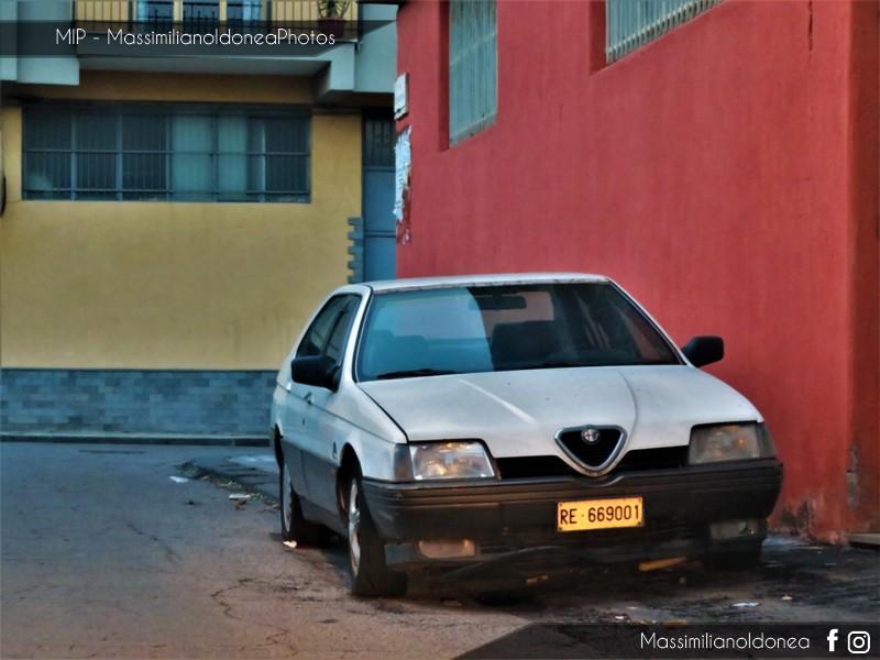 Auto Abbandonate - Pagina 10 Alfa-Romeo-164-TD-2-5-114cv-89-RE669001