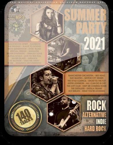 VA - Rock Summer Fest (2021) (MP3|320)