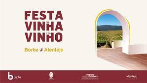 BORBA:FESTA DA VINHA E DO VINHO COMEÇA NO PRÓXIMO SÁBADO