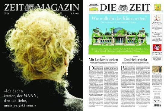 Die Zeit mit Zeit Magazin No 28 vom 08 Juli 2021