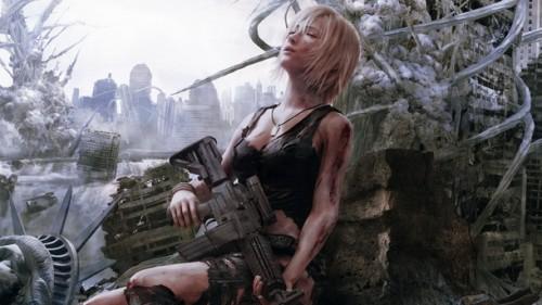 [BUKA GAME LAMA] Parasite Eve PS1, Gadis Cantik Dalam Game Horror