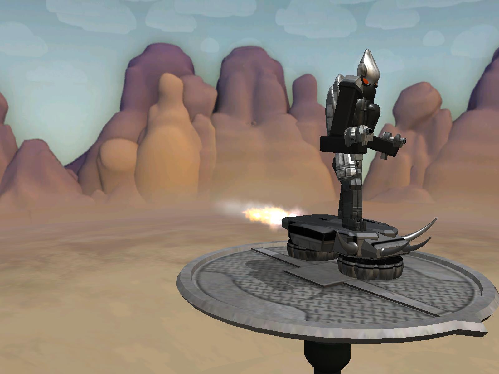 Un robot asesino veloz Spore-18-02-2020-14-48-16