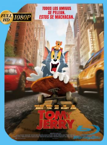 Tom y Jerry (2021) BRRip [1080p] Latino [GoogleDrive]