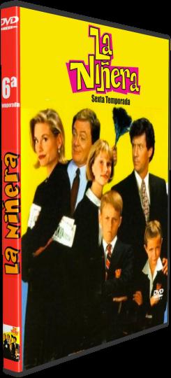 The Nanny(1993-1999) Full Seasons 480p x265+Extras