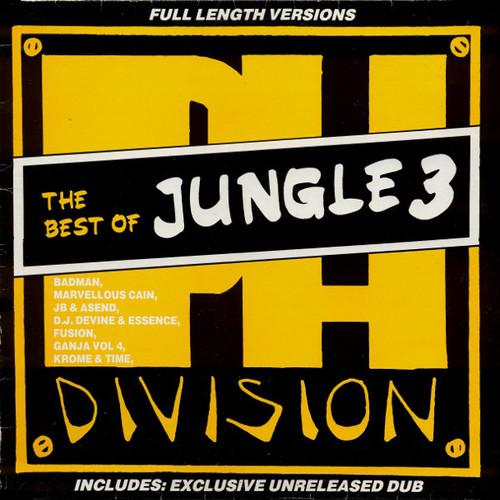 VA - PH Division - The Best Of Jungle 3 1995