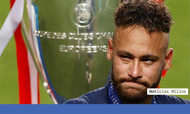 Neymar coronavirus