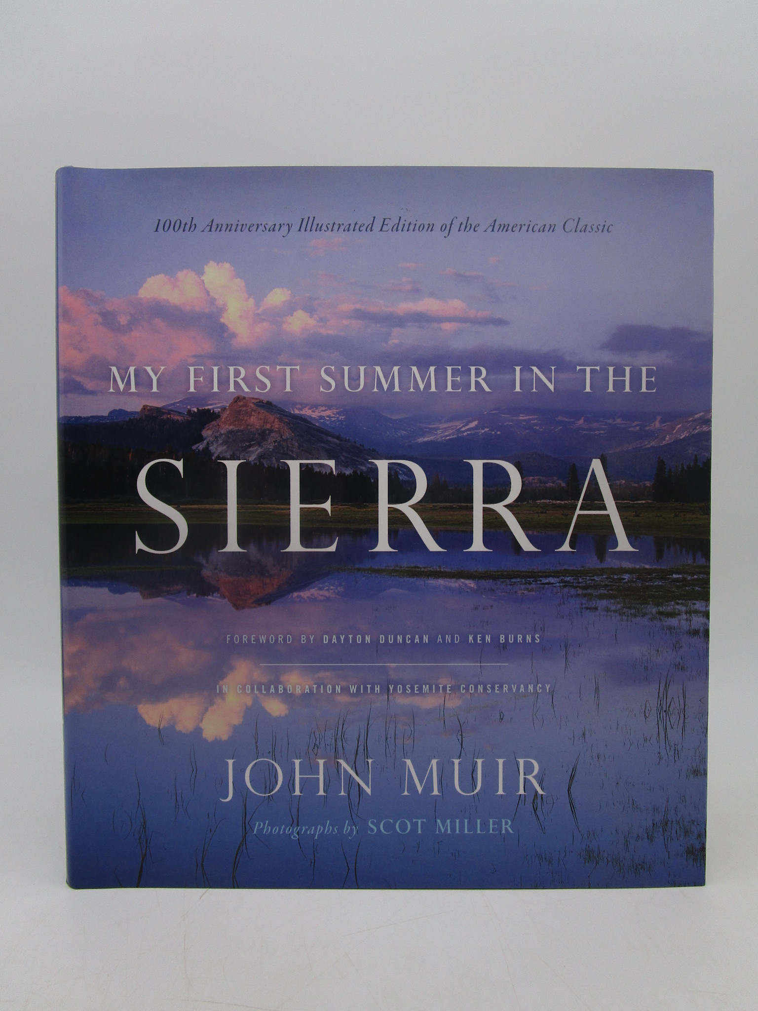 Image for My First Summer in the Sierra (The 100th Anniversary Illustrated Edition of the American Classic)