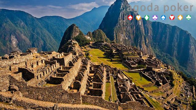 Terkuak, Machu Picchu dan Kerajaan Inca Dibangun di Atas Lempeng