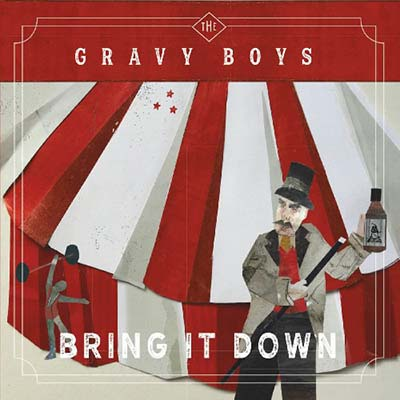 The Gravy Boys - Bring It Down  (2019) mp3 320 kbps