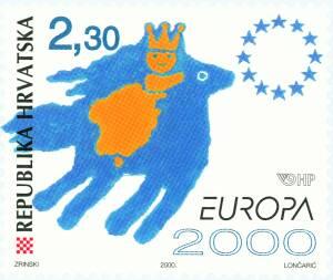 2000. year EUROPA-2000-ZVONIMIR-LON-ARI
