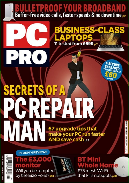 PC Pro – October 2020
