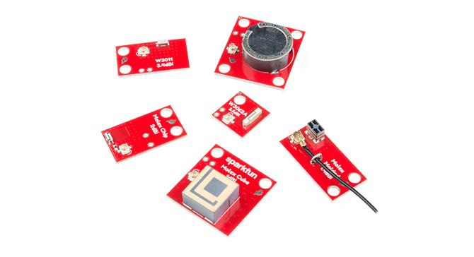 SparkFun GNSS Chip Antenna Eval Board
