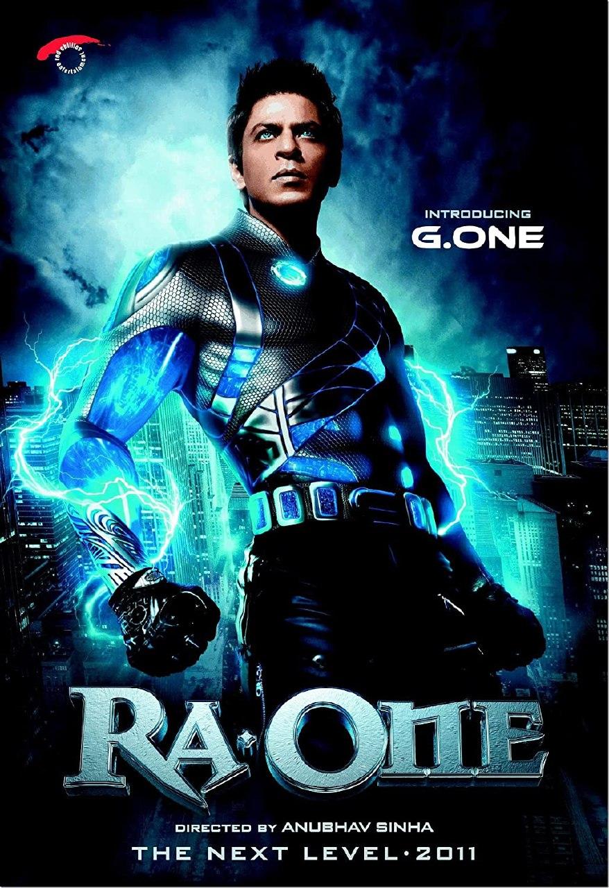 Ra.One (2011) Hindi Blu-Ray 720p 1080p 2160p 4K UHD x265 10Bit HEVC DDP5.1 MSub | G-Drive