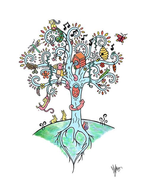 Tree Of Lifesmall