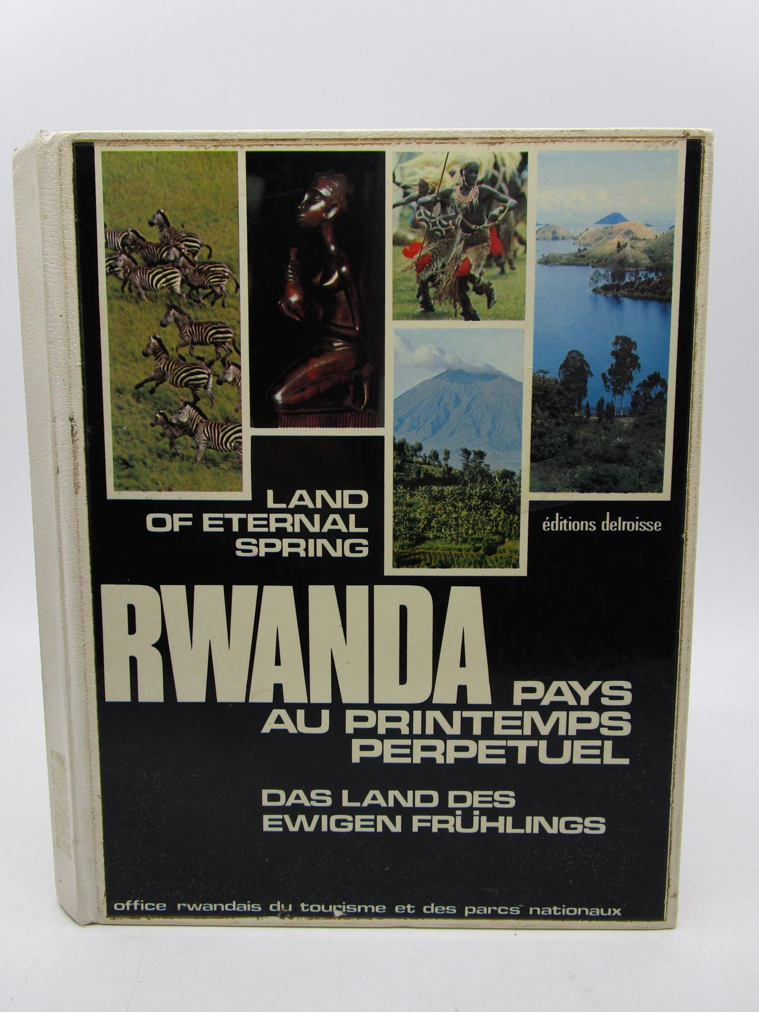 Image for RWANDA: Land of Eternal Spring