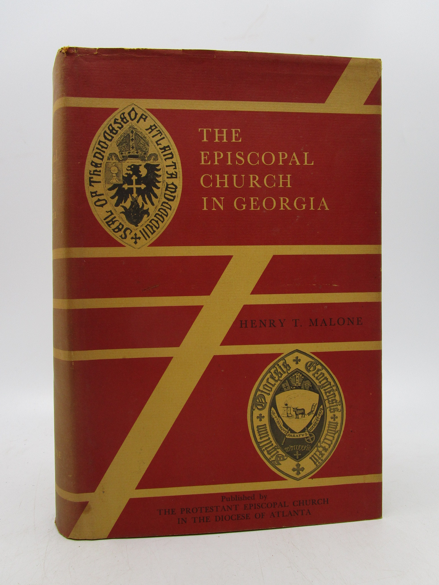 Image for The Episcopal Church in Georgia 1733-1957