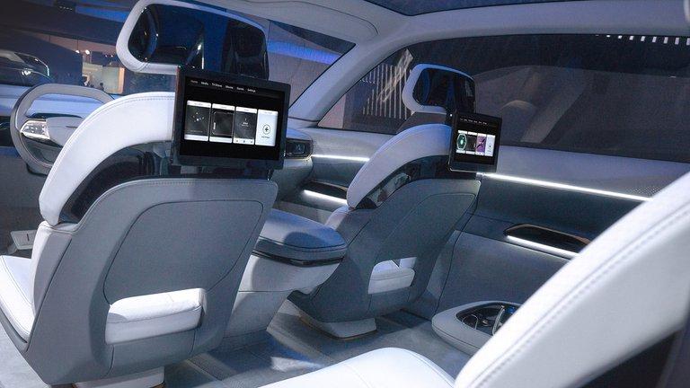 diseño Airflow Vision Foxconn
