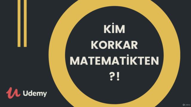 Udemy - ALES - DGS - TYT - KPSS için Matematik (550 Soru Çözüm) [Görsel Eğitim - Video]