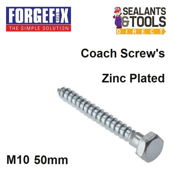 Forgefix-Coach-Screw-M10-50mm-10-CS1050