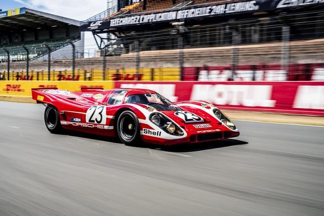 Porsche réuni six prototypes vainqueurs au classement général au Mans S20-4239-fine