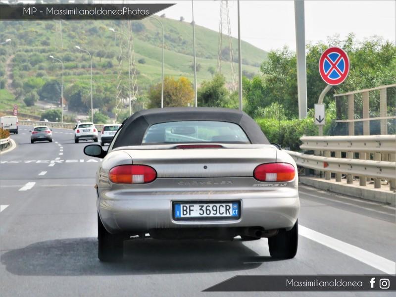 Auto d'epoca AMERICANE - Pagina 10 Chrysler-Stratus-Cabriolet-2-0-131cv-99-BF369-CR-73-783-25-2-2019