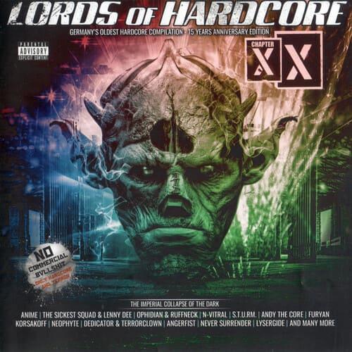 VA - Lords Of Hardcore Chapter XX