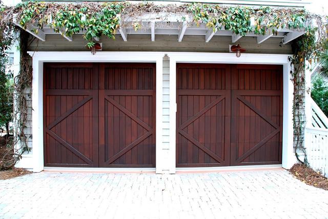 гаражные ворота на 2 машины
