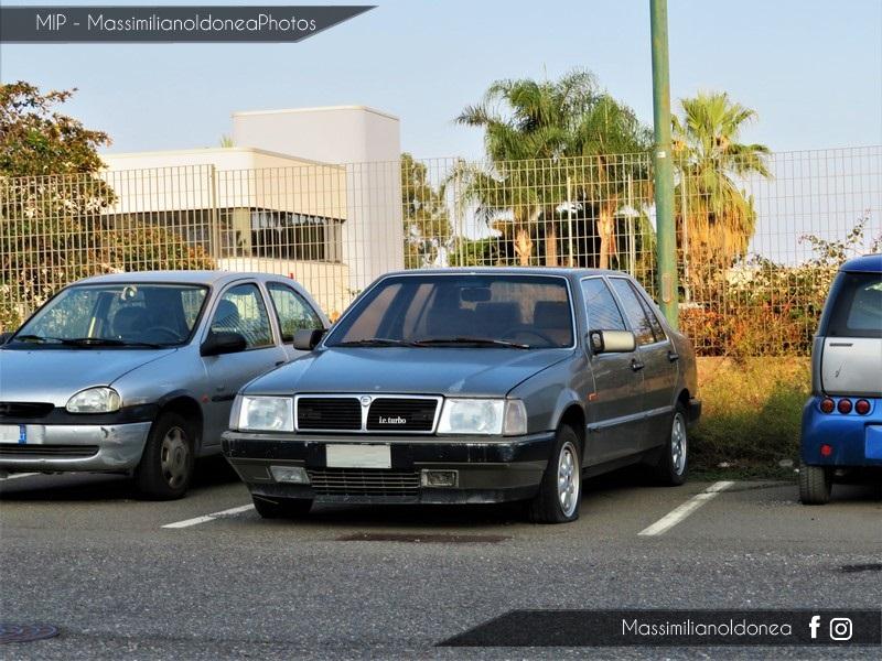 Auto Abbandonate - Pagina 7 Lancia-Thema-Turbo-2-0-166cv-89-SO184425