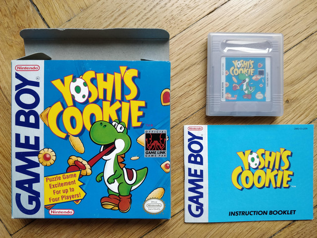 Yoshi's Cookie 1